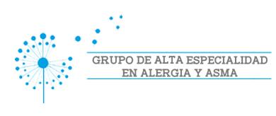 Grupo de Alta especialidad en Alergia y asma