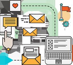 marketing por correo electrónico, e-mail marketing, Newsletters, Boletín de Noticias,E-mails promocionales