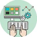 Fácil actualización y administración del contenido, desarrollo página WEB, sitio WEB