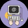 Correos Personalizados,e-mail personalizado