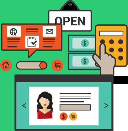 Implementación de la Tienda en Línea, comercialización online
